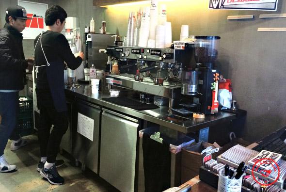 MMTH COFFEE(매머드커피)
